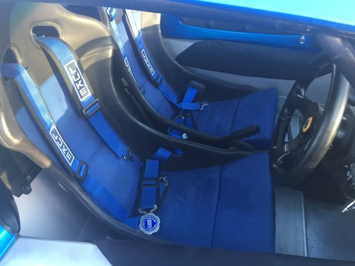 2001 Lotus exige s1 For Sale (picture 4 of 6)