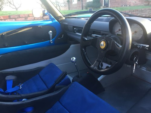 2001 Lotus exige s1 For Sale (picture 5 of 6)
