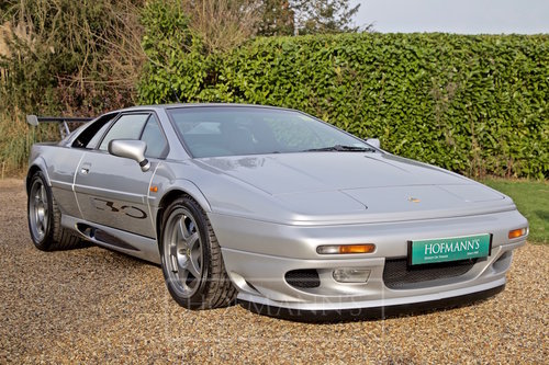 1999 LOTUS ESPRIT SPORT 350 V8 Turbo  For Sale (picture 1 of 6)