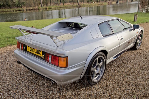 1999 LOTUS ESPRIT SPORT 350 V8 Turbo  For Sale (picture 4 of 6)
