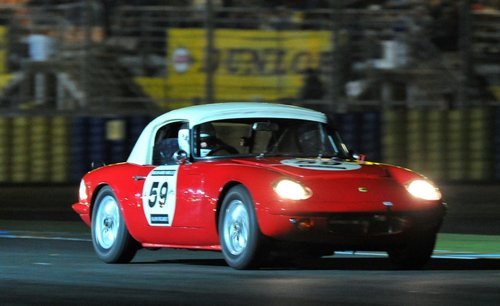 1963 FIA Lotus Elan to 26R spec SOLD (picture 3 of 6)