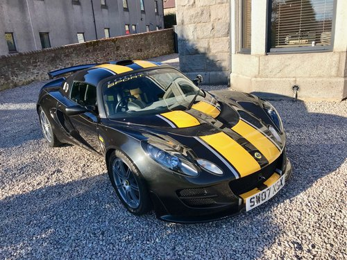 2007 Exige British GT Special Edition For Sale (picture 1 of 6)