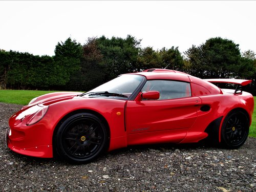 2001 LOTUS EXIGE 16V Coupe - Only 7K On The Clock! Immacalute!!   SOLD (picture 2 of 6)