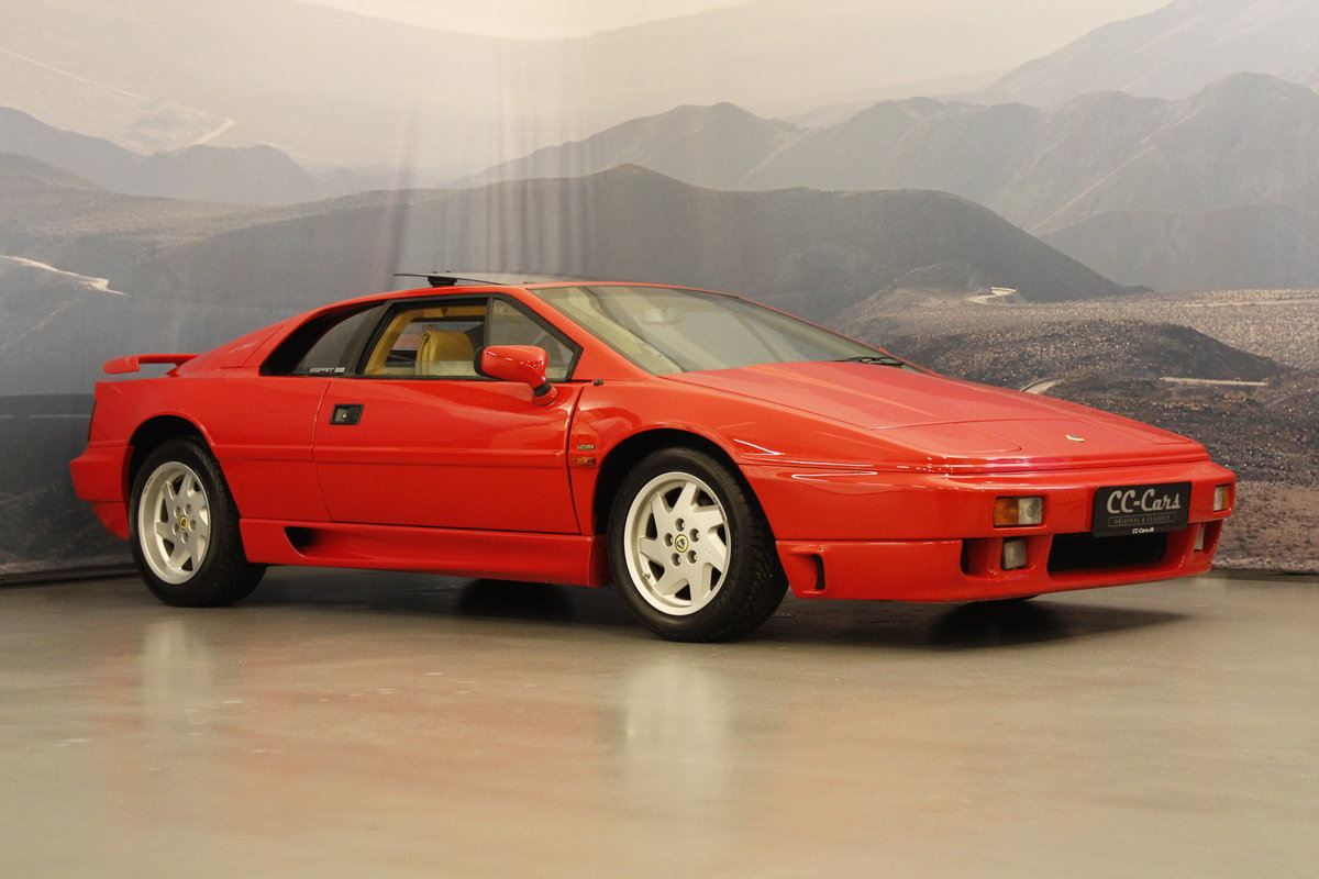 1992 Lotus Esprit 2.2 SE Turbo  For Sale (picture 1 of 6)