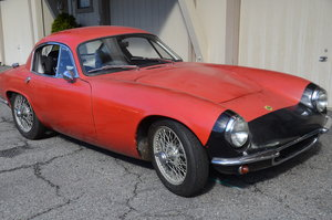 1961 Lotus Elite, S1, RHD, ZF - Provisionally Sold