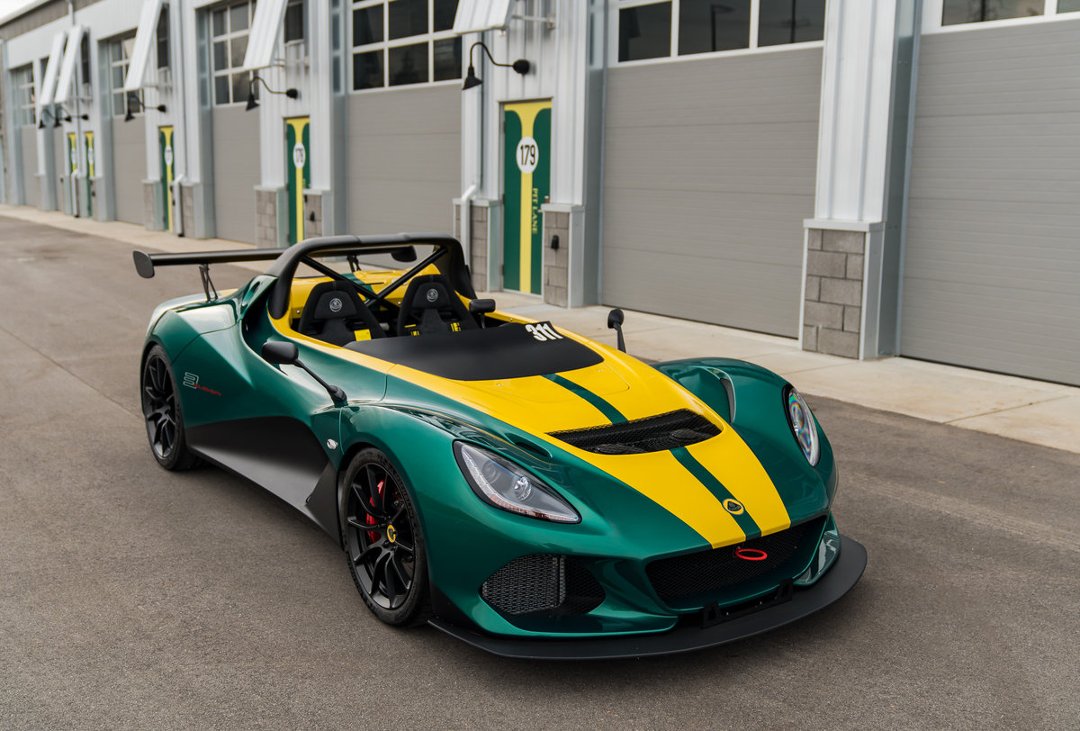 2017 Lotus 3-Eleven For Sale (picture 1 of 6)
