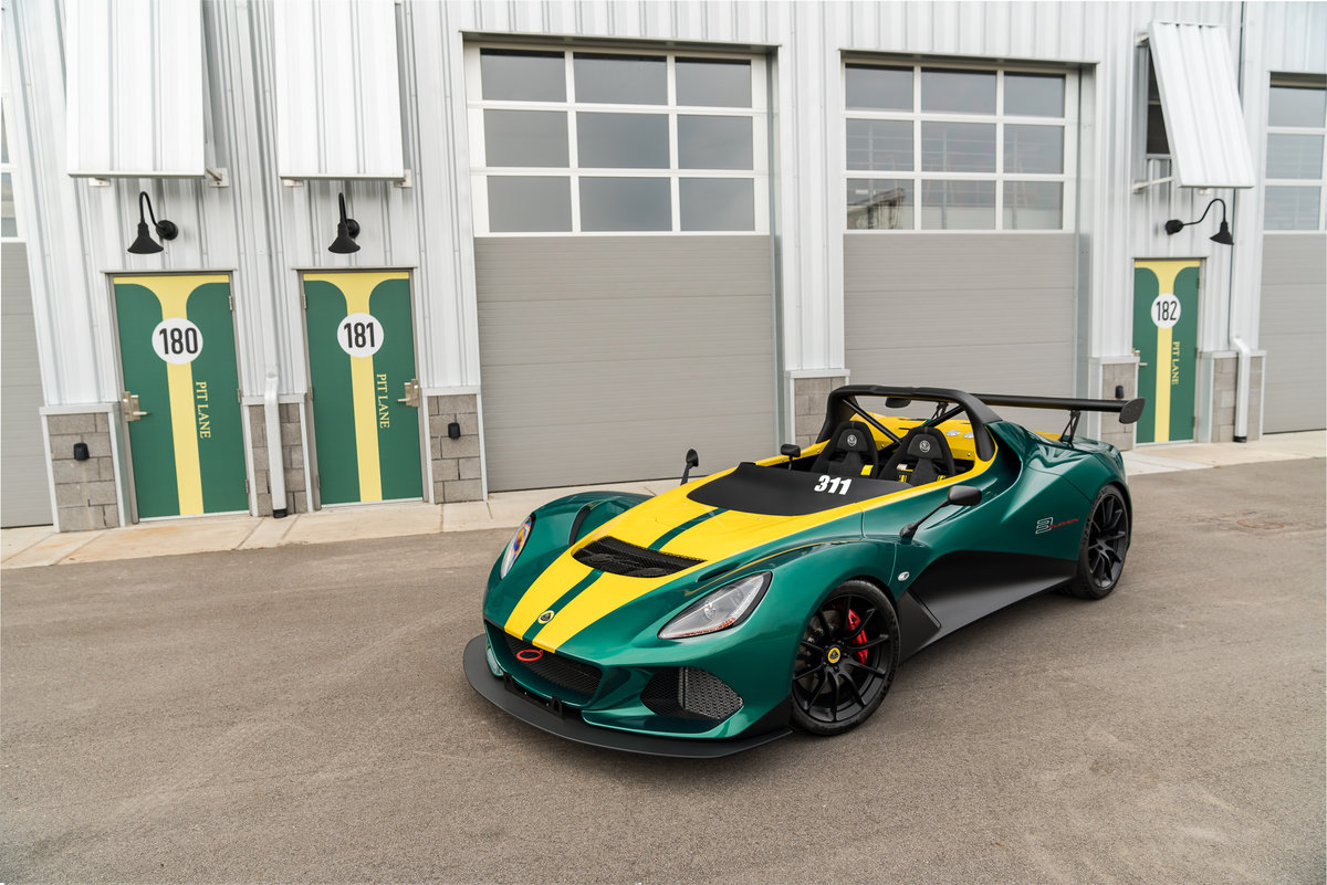 2017 Lotus 3-Eleven For Sale (picture 2 of 6)