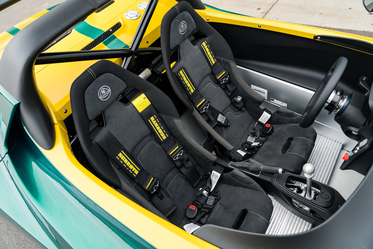 2017 Lotus 3-Eleven For Sale (picture 4 of 6)