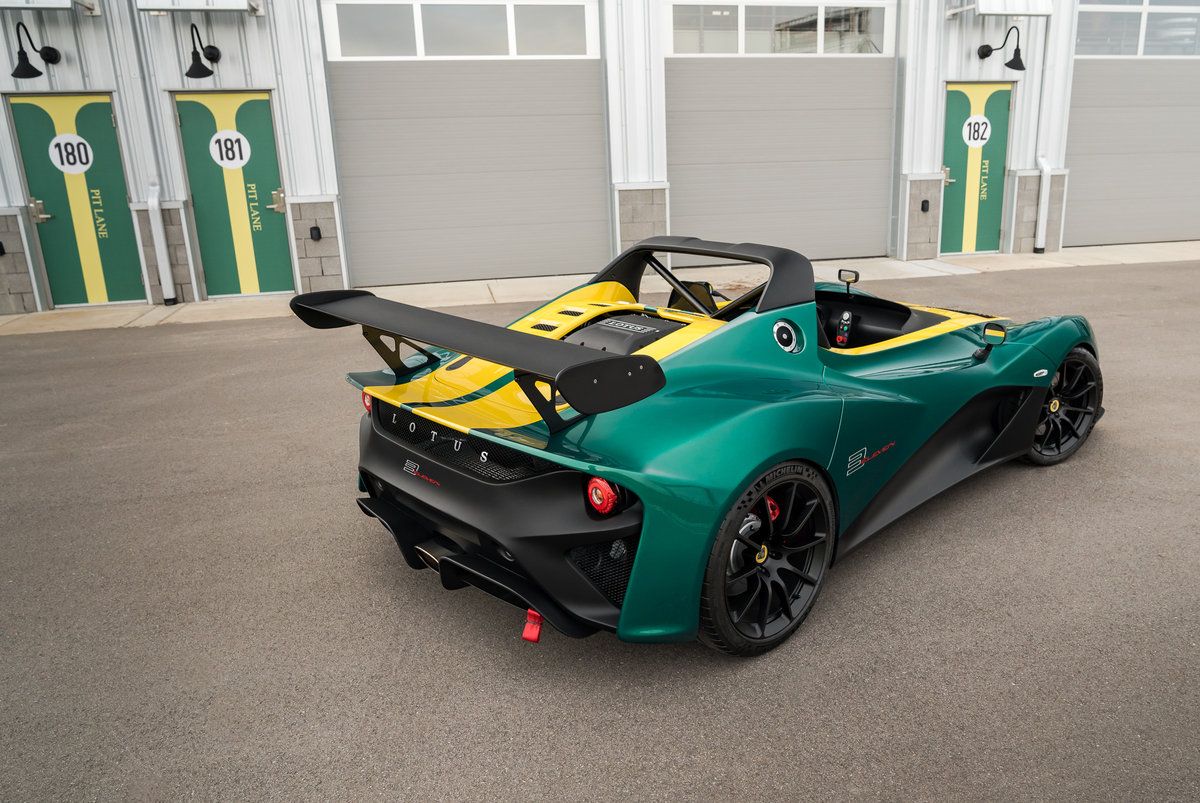 2017 Lotus 3-Eleven For Sale (picture 5 of 6)