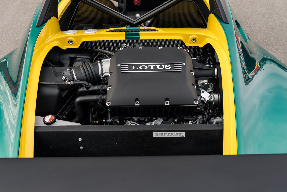 2017 Lotus 3-Eleven For Sale (picture 6 of 6)