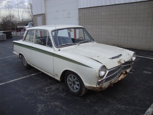 LOTUS CORTINA WANTED MK1/MK2 IN ANY CONDITION Wanted (picture 2 of 3)