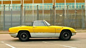 LOTUS ELAN SPRINT WANTED IN ANY CONDITION  Wanted