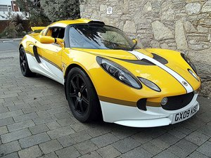 2009 LOTUS EXIGE S SPRINT 240 LD EDT SOLD