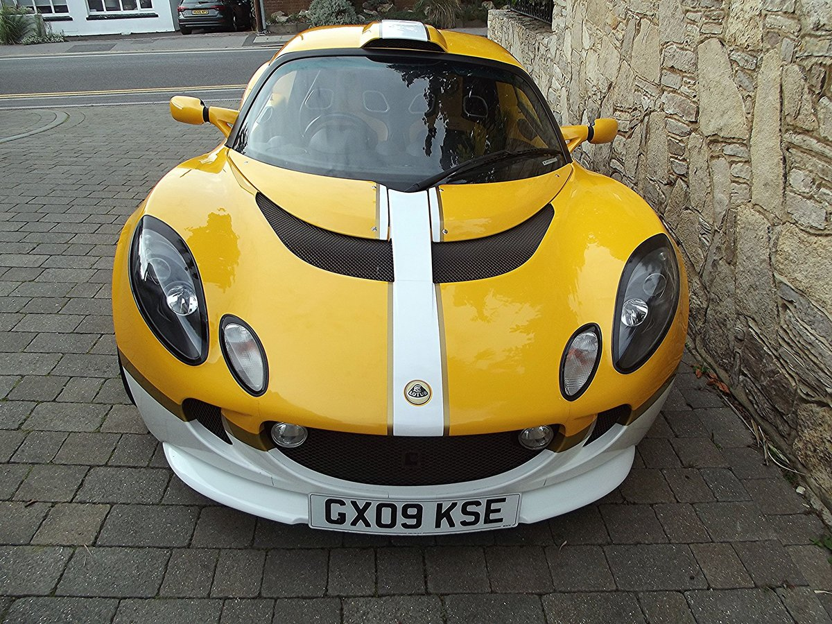 2009 LOTUS EXIGE S SPRINT 240 LD EDT SOLD (picture 3 of 6)