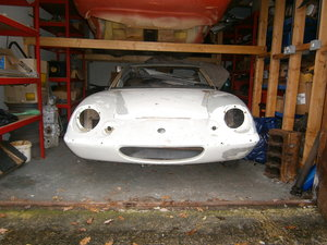 LOTUS EUROPA TYPE 54 S2 '69 14TH UK RHD ONE OF A LIMITED NO.