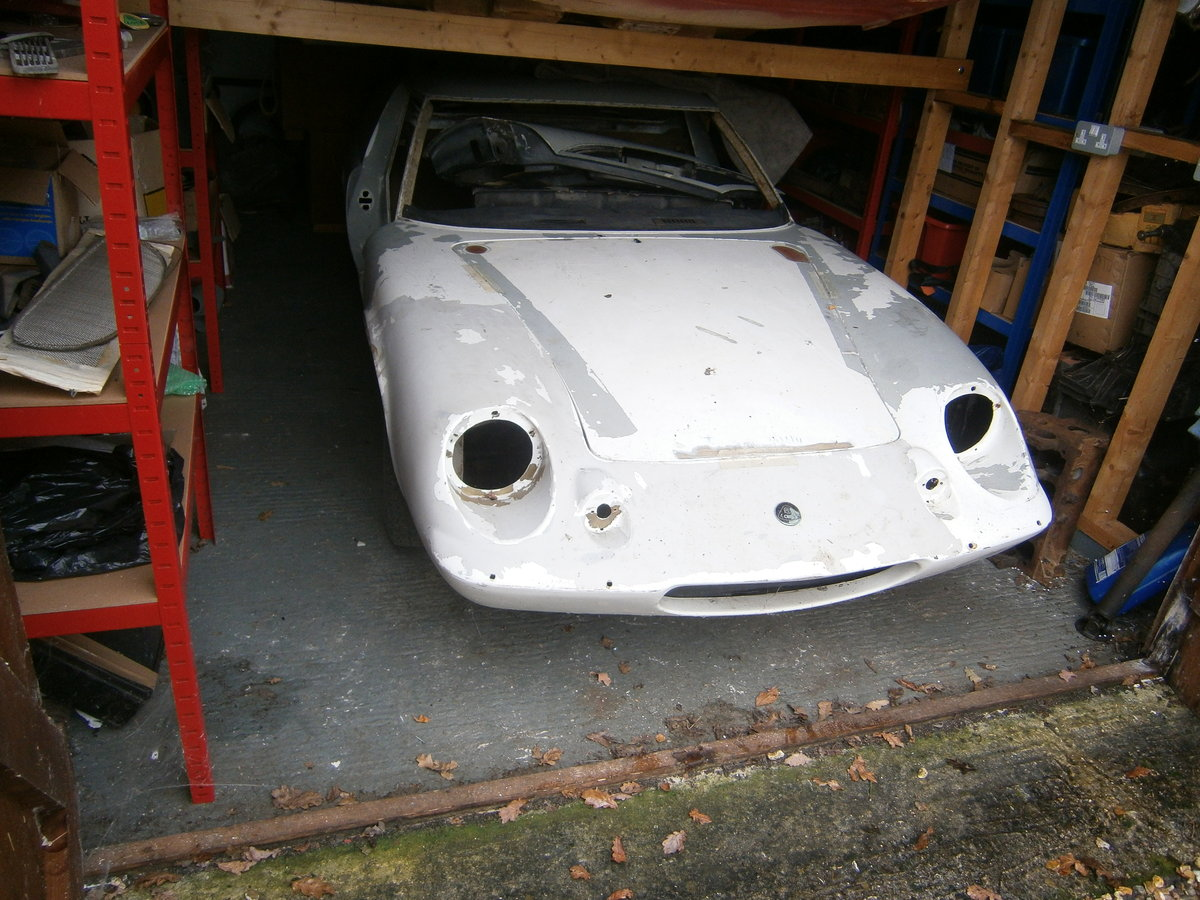 1969 LOTUS EUROPA TYPE 54 S2 '69 14TH UK RHD ONE OF A LIMITED NO. For Sale (picture 3 of 5)