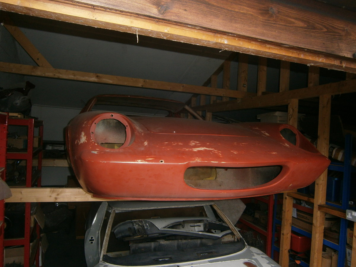 1968 LOTUS EUROPA TYPE 54 S1 1/2 RESTORATION PROJECT SPECIAL SOLD For Sale (picture 3 of 3)