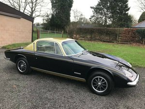 1973 LOTUS ELAN+2S 130/5 JOHN PLAYER SPECIAL BLACK/GOLD STUNNING! SOLD