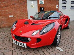2005 Lotus Elise 111R SOLD