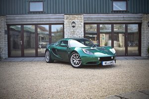 Lotus Elise S Supercharged, 2015 Signature Green Metallic