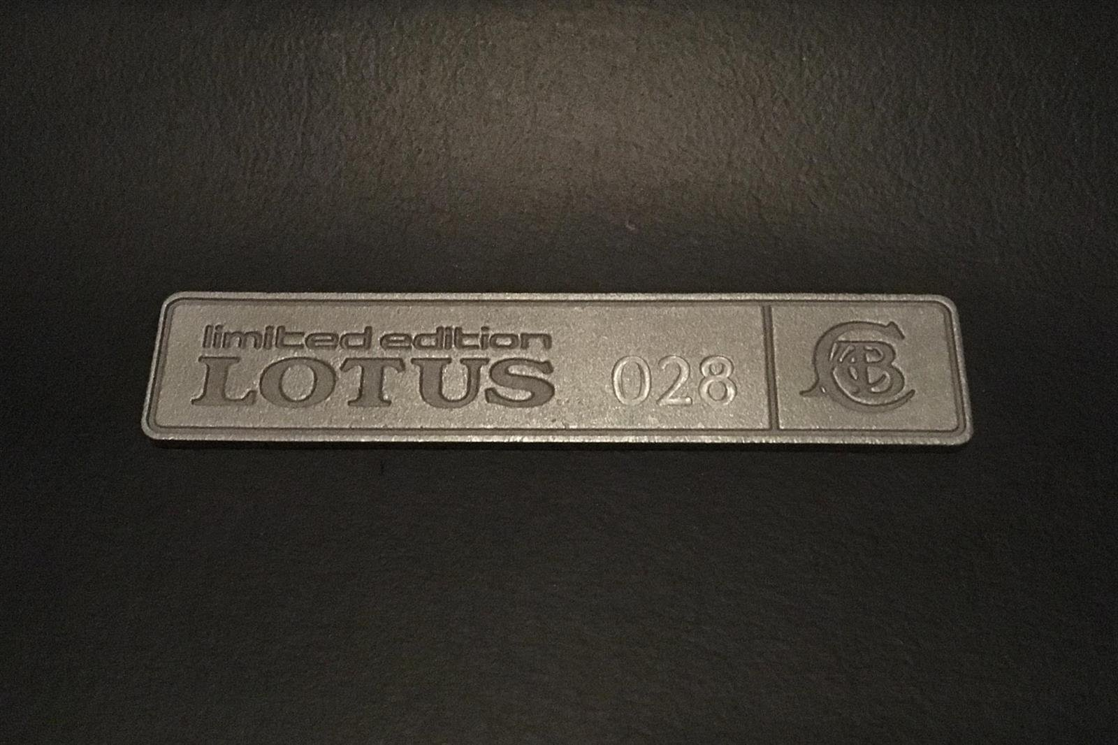 1999 Lotus Esprit V8 350 Sport - N°28 of 43 For Sale (picture 6 of 6)