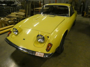 1970 Lotus Elan +2S LHD For Sale