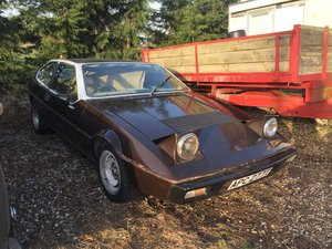 1978 Lotus Eclat project  For Sale