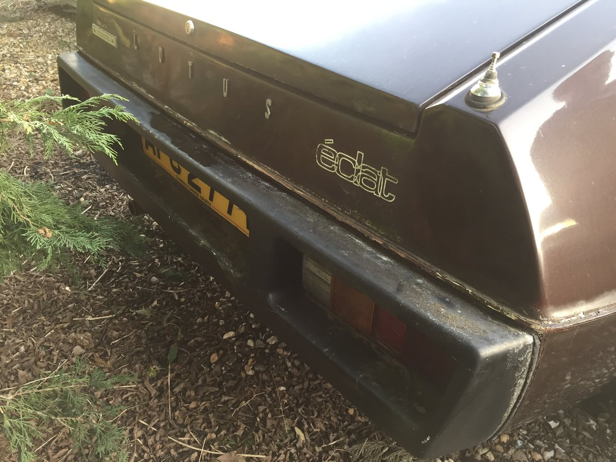 1978 Lotus Eclat project  For Sale (picture 6 of 6)