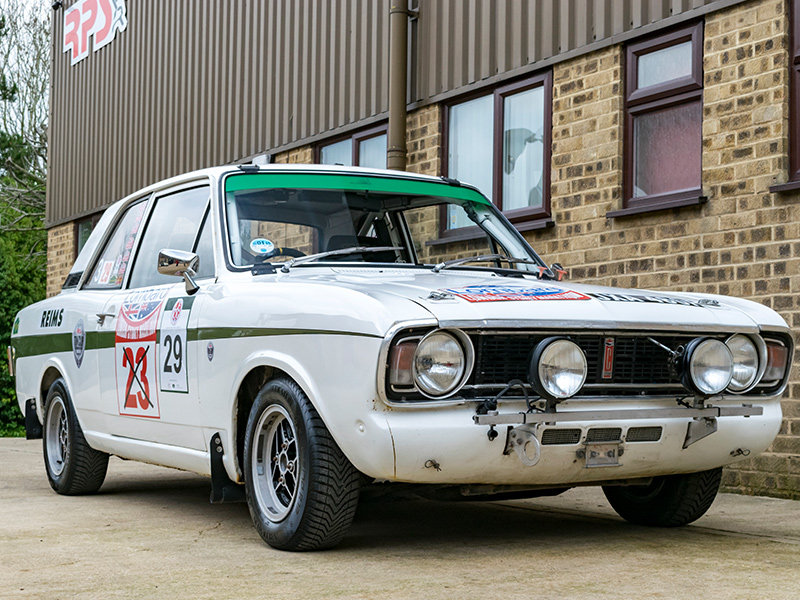 1967 2.0 Lotus Cortina Classic Rally Car For Sale (picture 2 of 6)
