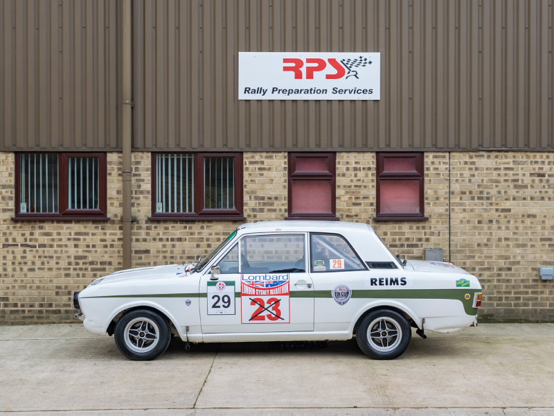 1967 2.0 Lotus Cortina Classic Rally Car For Sale (picture 3 of 6)