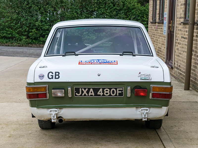 1967 2.0 Lotus Cortina Classic Rally Car For Sale (picture 4 of 6)
