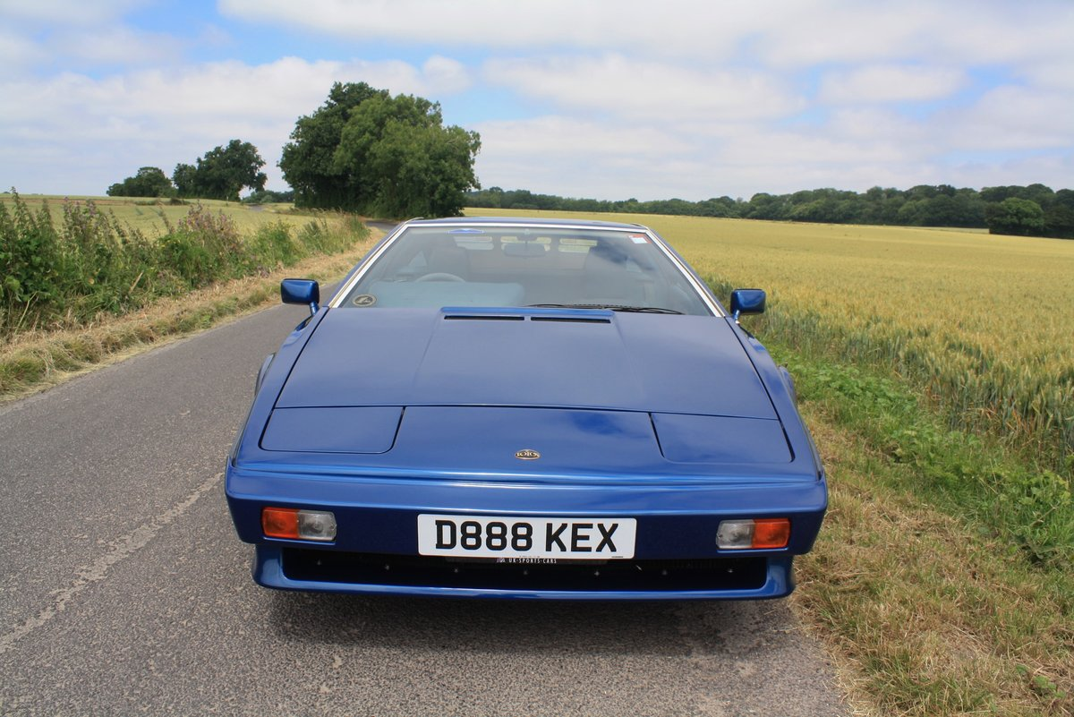 1987 Lotus Esprit Turbo HC Limited Edition No.10 of 21. SOLD (picture 2 of 6)