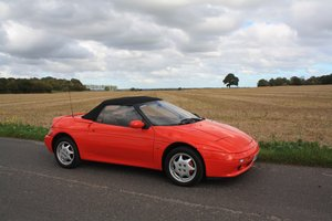 Lotus  Elan M100 SE Turbo, 1990.  30,000 miles from new. For Sale