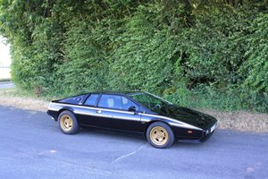 Lotus Esprit S2 Commemorative Edition JPS, 1978.   For Sale