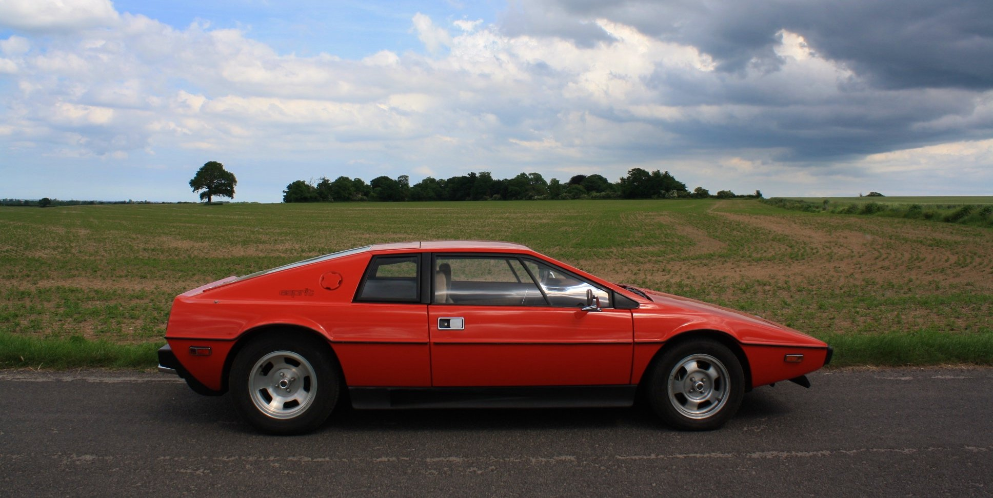 Lotus Esprit S1 LHD, 1977.  23,000 miles from new.  For Sale (picture 2 of 6)