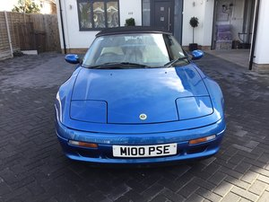 1994 Blue Lotus Elan S2 Limited Edition number 232