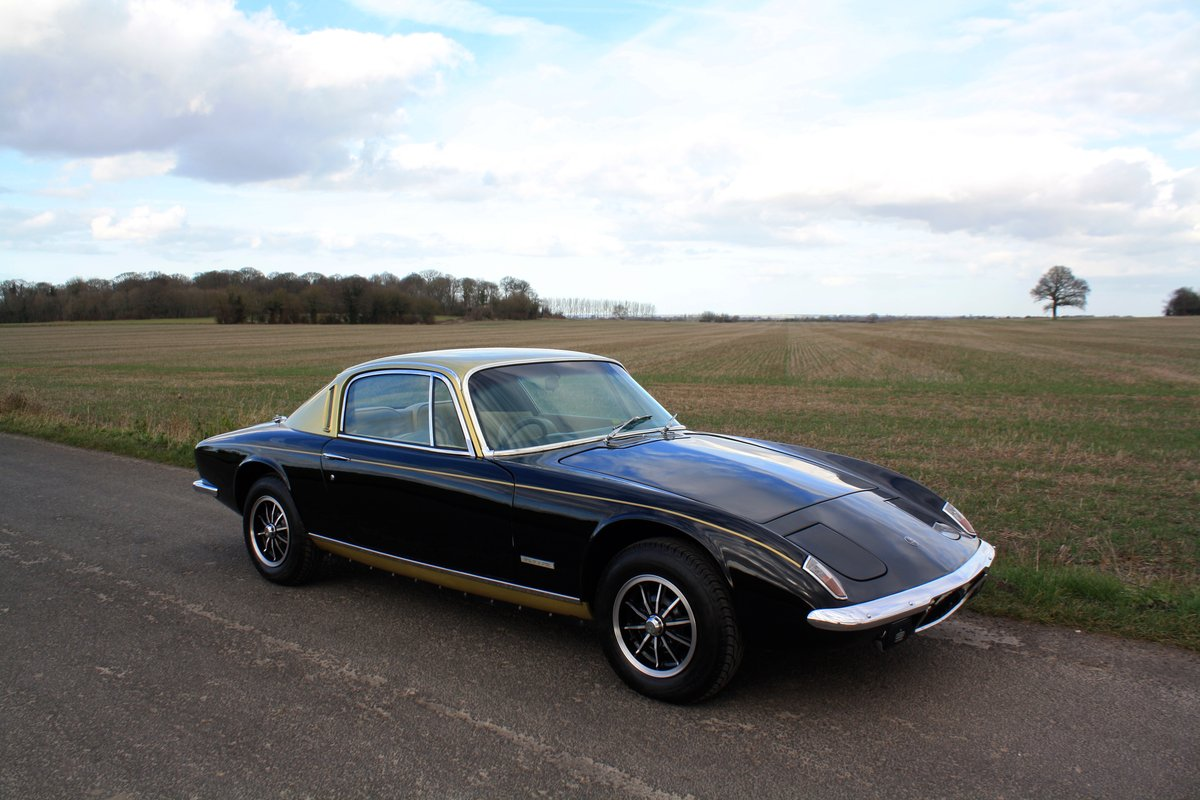 Lotus Elan+2S130/5 JPS Limited Edition, No.14 of 115, 1973.  For Sale (picture 1 of 6)