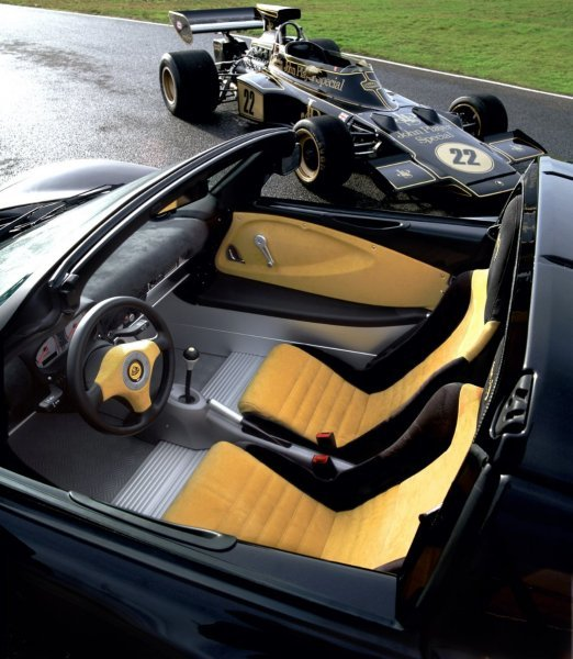 2002 Lotus Elise Type 72 - John Player Special For Sale (picture 1 of 1)