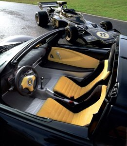 2002 Lotus Elise Type 72 - John Player Special