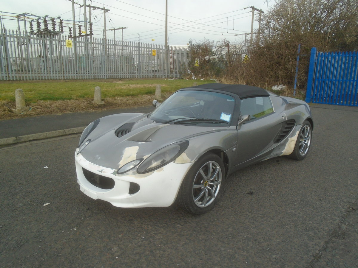 2005 LOTUS ELISE 111S 1.8 16 VALVE For Sale (picture 2 of 6)