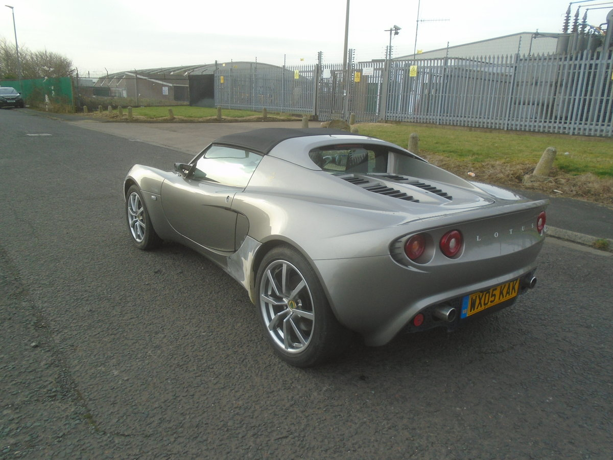 2005 LOTUS ELISE 111S 1.8 16 VALVE For Sale (picture 5 of 6)