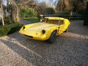 LOTUS EUROPA S2 1971 LOTUS YELLOW RESTORED CAR FOR *SOLD* For Sale