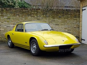 1968 Lotus Elan +2 For Sale by Auction
