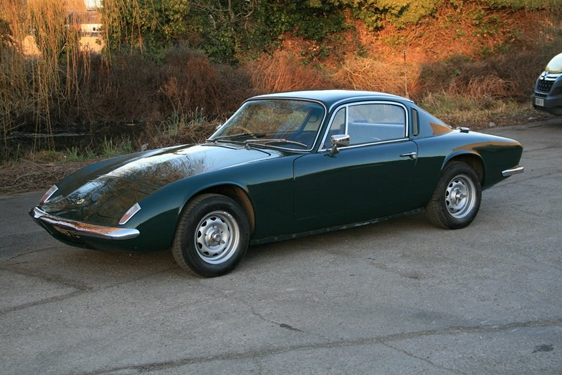 1968 Lotus Elan 2+2 For Sale (picture 1 of 6)