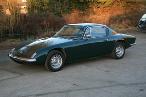 1968 Lotus Elan 2+2 SOLD