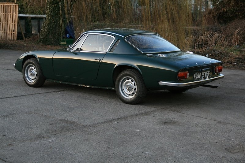 1968 Lotus Elan 2+2 For Sale (picture 3 of 6)