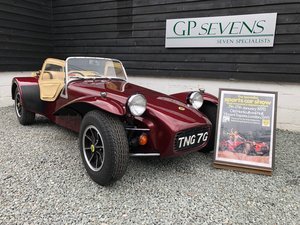 1969 Lotus Super 7 S3 Holbay S For Sale