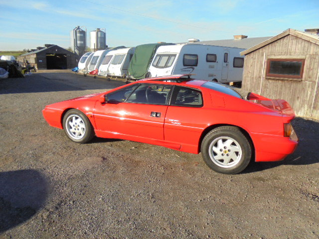 Lotus Esprit Turbo 1989 For Sale (picture 2 of 5)