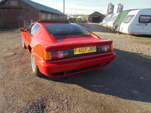 Lotus Esprit Turbo 1989 For Sale (picture 3 of 5)