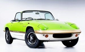 WANTED LOTUS ELAN SPRINT LOTUS ELAN SPRINT WANTED For Sale